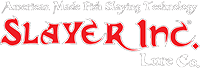 Slayer Inc. Lure Company Logo